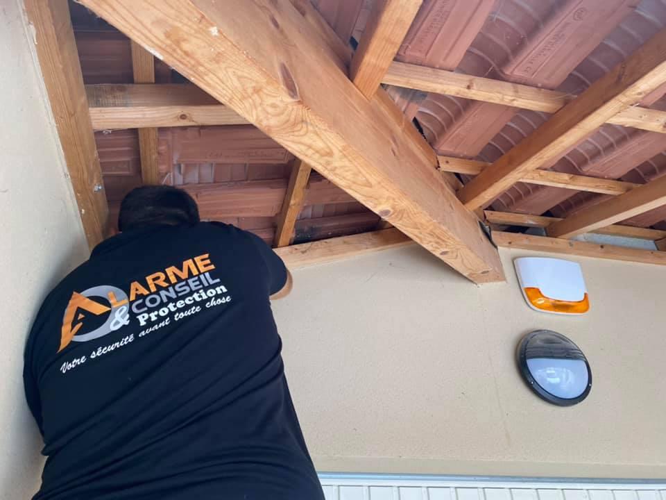 alarme sans travaux maison aix en provence